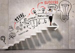 Im Marketing-Mix spielt Earned Media neben Owned und Paid Media eine große Rolle.