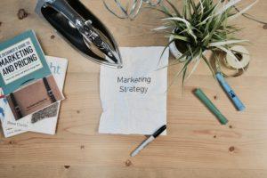 Falten- und einwandfreie Marketing-Strategien
