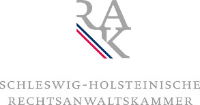 Logo Schleswig-Holsteinische Rechtsanwaltskammer
