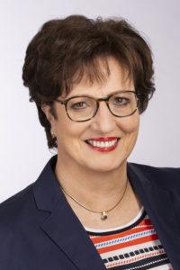 Ursula Funke, Präsidentin der Landesapothekerkammer Hessen