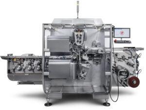 Wickelmaschine HY7 von SACMI Packaging & Chocolate